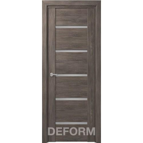 Межкомнатная дверь DEFORM D11 ДО