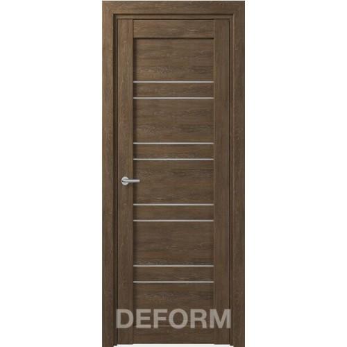 Межкомнатная дверь DEFORM D15 ДО