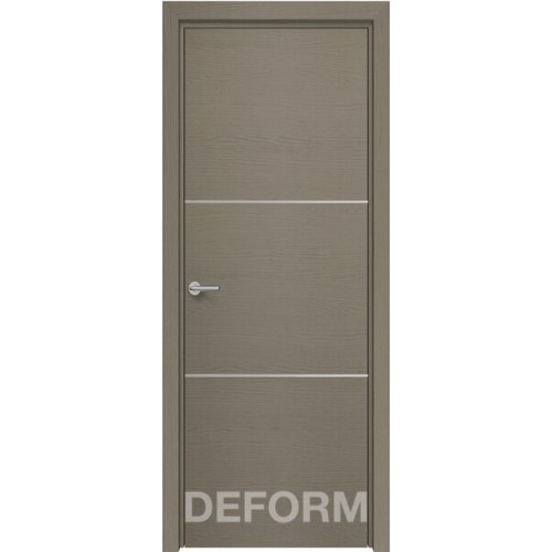 Межкомнатная дверь DEFORM H-11
