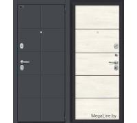 Porta S-3.10.П50 (AB-6) Graphite Pro/Nordic Oak