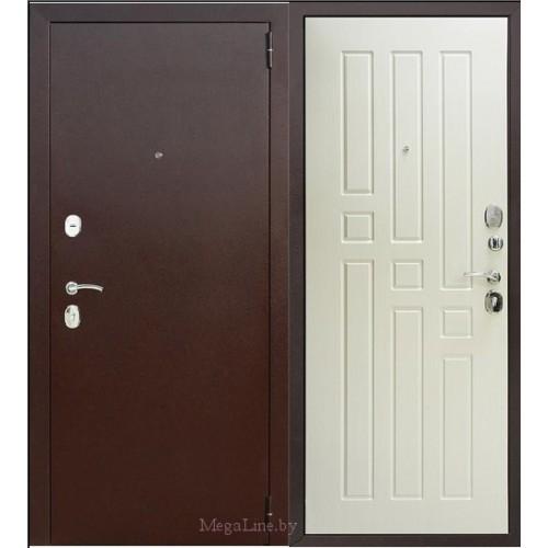 Входные двери Гарда 8 мм Белый ясень