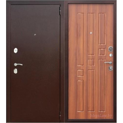 Входные двери Гарда 8 мм Рустикальный Дуб