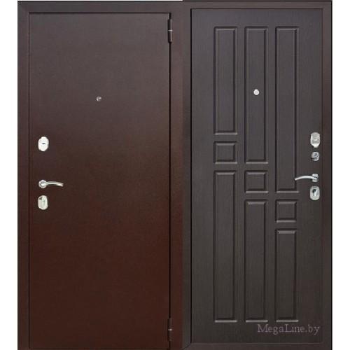 Входные двери Гарда 8 мм Венге