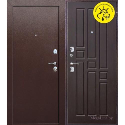 Входные двери Гарда 8 внутреннее открывание