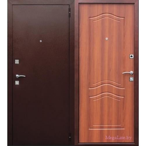 Входные двери Гарда Доминанта Рустикальный Дуб