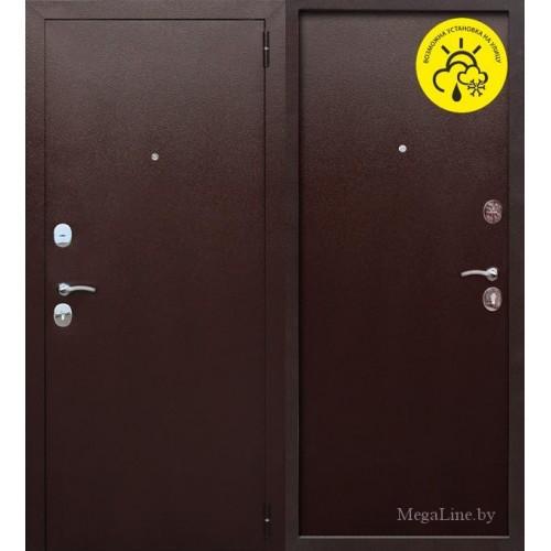 Входные двери Стройгост 5 РФ Металл/Металл