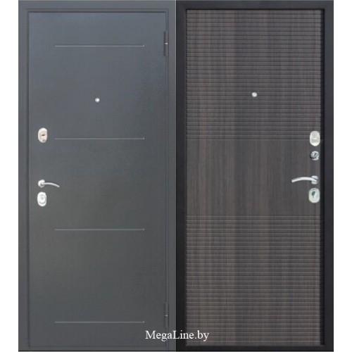 Входные двери МУАР 10 мм Венге Тобакко