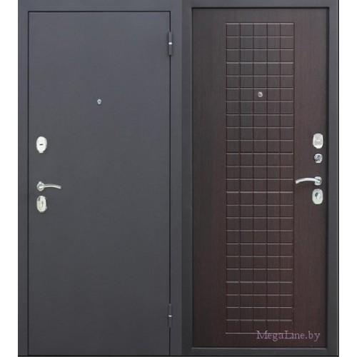 Входные двери МУАР 8 мм Венге