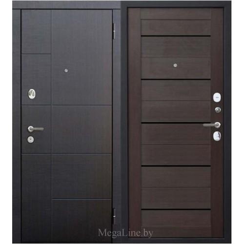 Входнная дверь Гарда Роттердам Царга Венге
