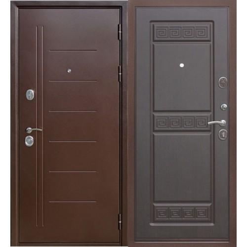 Входные двери Гарда Троя Антик Венге