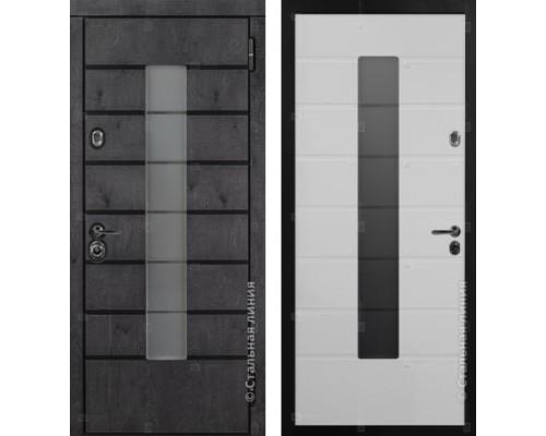 Входная дверь АЛИКАНТЕ ❆ Стальная Линия