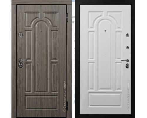 Входная дверь МАГНАТ ❆ Стальная Линия