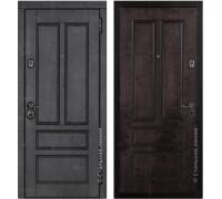 Входная дверь ОЛЕАНДР ❆ Стальная Линия