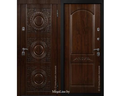 Входная дверь ВЕРОНА ❆ Стальная Линия