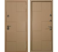 Входная дверь РИО РЭЙ ❆ Стальная Линия