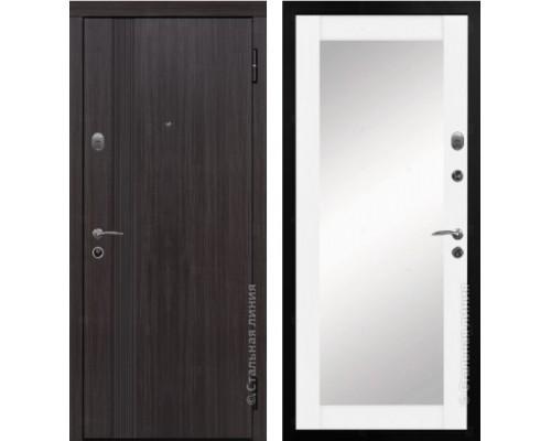 Входная дверь АВРОРА ❆ Стальная Линия