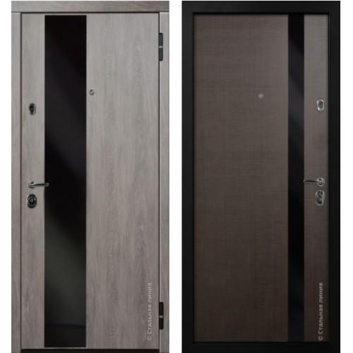 Входная дверь ЧИКАГО ❆ Стальная Линия в квартиру