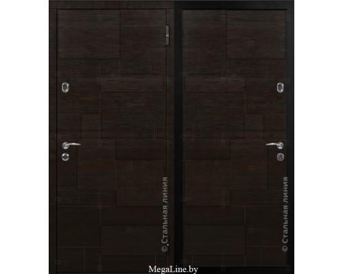 Входная дверь ГЕРНИКА ❆ Стальная Линия