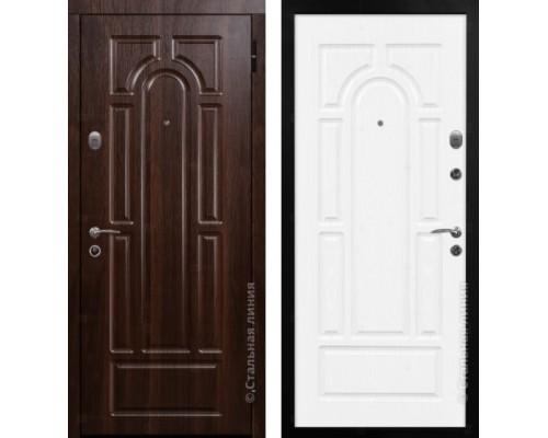 Входная дверь КОРСИКА ❆ Стальная Линия