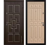 Входная дверь ШЕРВУД ❆ Стальная Линия