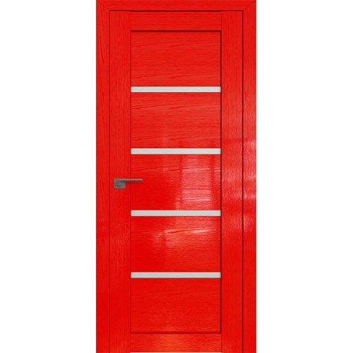 Профиль дорс 2.09STP Pine Red glossy - со стеклом