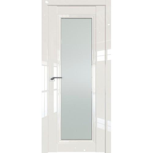 Профиль дорс 2.101L Магнолия люкс - со стеклом
