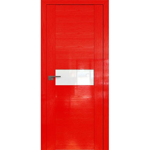Профиль дорс 2.05STP Pine Red glossy - со стеклом