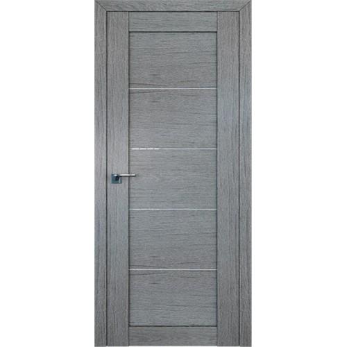 Профиль дорс 2.11XN Грувд серый - со стеклом