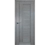 Профиль дорс 2.10XN Грувд серый - со стеклом