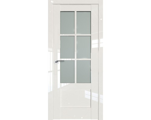 Профиль дорс 103L Магнолия люкс - со стеклом