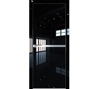 Профиль дорс 11LK Черный люкс - глухая
