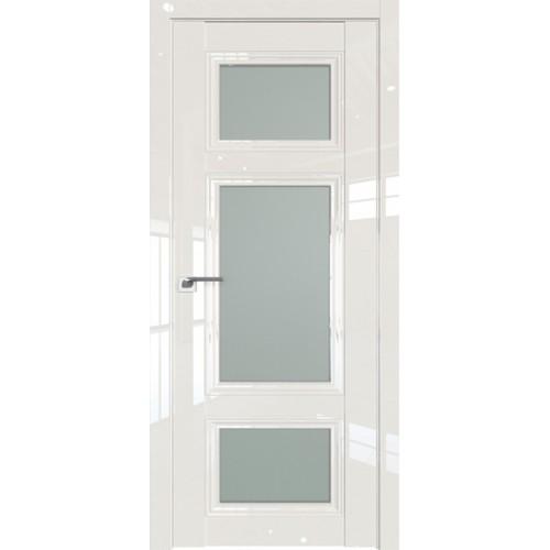 Профиль дорс 2.105L Магнолия люкс - со стеклом