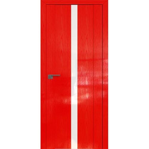 Профиль дорс 2.04STP Pine Red glossy - со стеклом