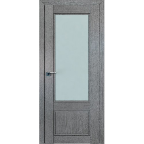Профиль дорс 2.31XN Грувд серый - со стеклом
