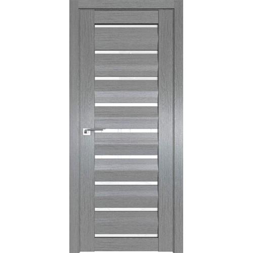 Профиль дорс 2.49XN Грувд серый - со стеклом