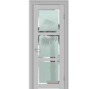 Профиль дорс 2.13U Манхэттен - со стеклом