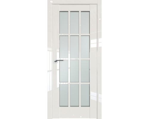 Профиль дорс 102L Магнолия люкс - со стеклом