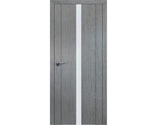Профиль дорс 2.04XN Грувд серый - со стеклом