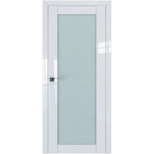 Профиль дорс 2.19L Белый люкс - со стеклом