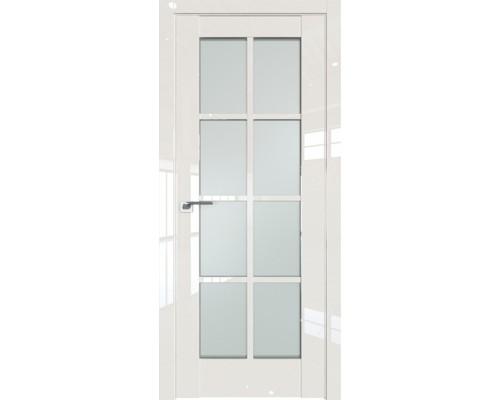 Профиль дорс 101L Магнолия люкс - со стеклом