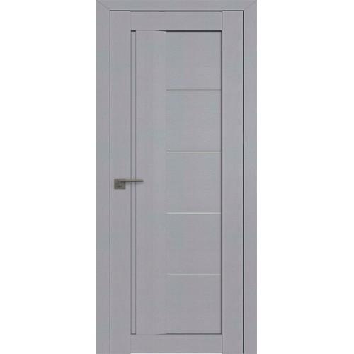 Профиль дорс 2.10STP Pine Manhattan Grey - со стеклом