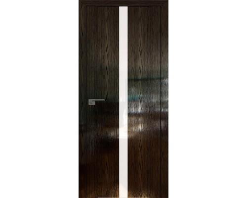 Профиль дорс 2.04STP Pine Black glossy - со стеклом