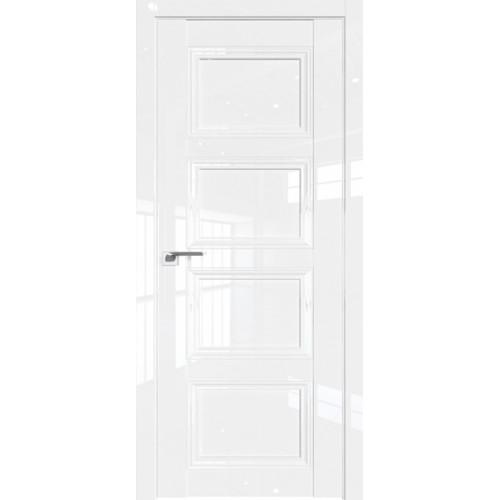 Профиль дорс 2.106L Белый люкс - глухая