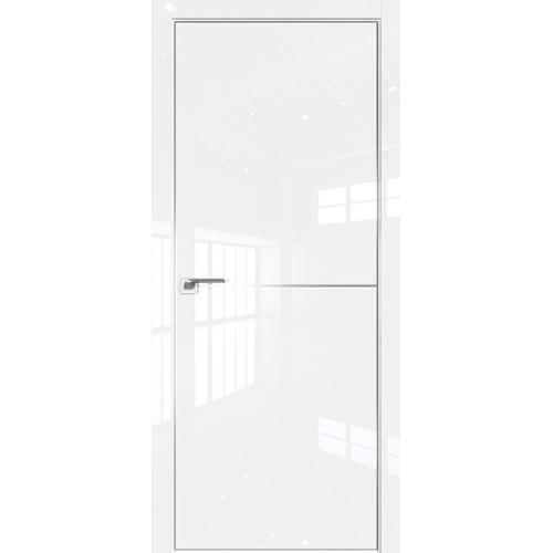 Профиль дорс 12LK Белый люкс - глухая