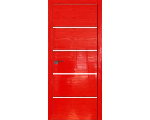 Профиль дорс 20STK Pine Red glossy