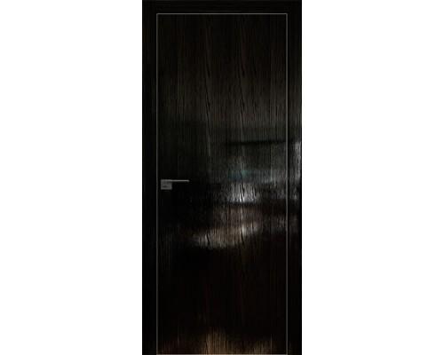 Профиль дорс 1STK Pine Black glossy