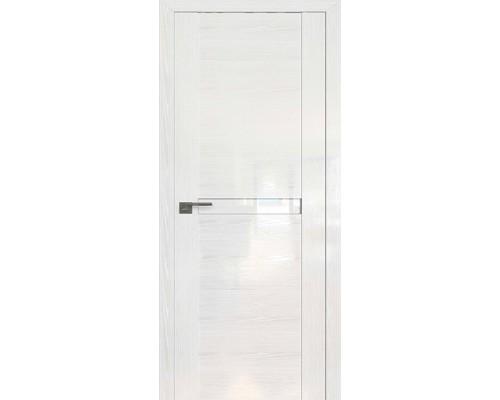 Профиль дорс 2.01STP Pine White glossy - со стеклом