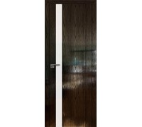 Профиль дорс 62STP Pine Black glossy - со стеклом