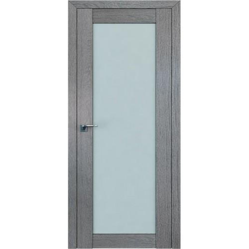 Профиль дорс 2.19XN Грувд серый - со стеклом