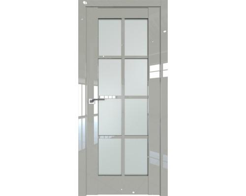 Профиль дорс 101L Галька люкс - со стеклом